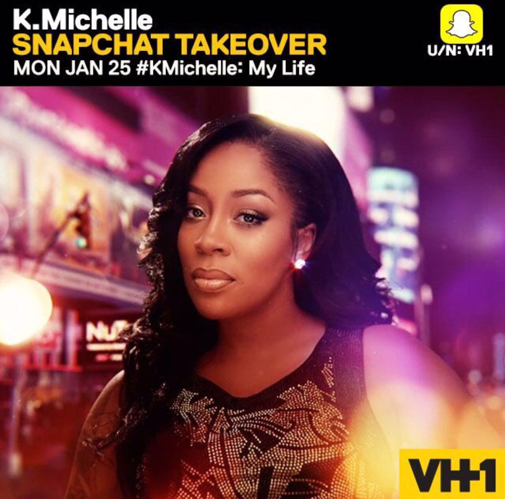 Snapchat K. Michelle nude photos 2019