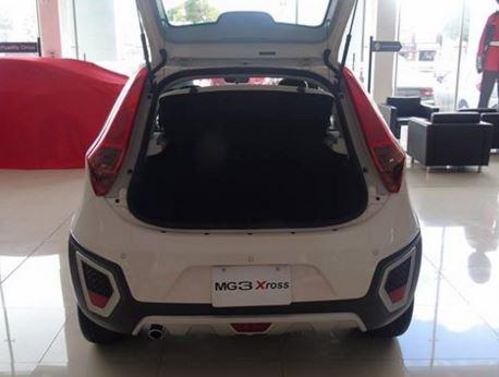 MG3 Xross un auto con amplio espacio interior y con belleza única. Compruébalo tú mismo en https://t.co/3ERV5RM7de. https://t.co/J0rtwztm5p