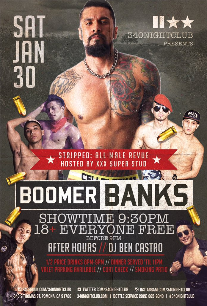 This weekend @340nightclub @Raging_Stallion https://t.co/6Wl29MCTCQ