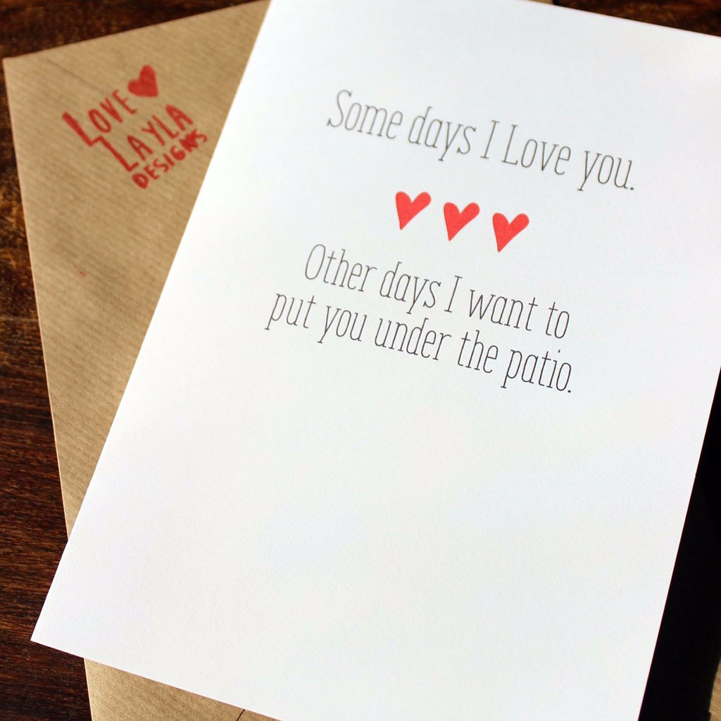 Love Layla on Twitter httpstcobqoAnSRMDU lovelayla love – Clever Things to Write in Birthday Cards