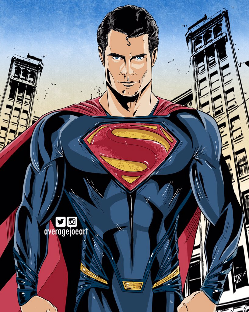#whowillwin ? #Superman hands down. He's the first, and the best. https://t.co/u1nJnmzque