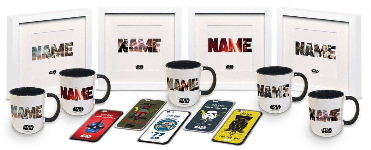 Follow @starwarsprsonal & RT by 3/14 to win 1 of 15 personalised Star Wars mugs. #StarWars https://t.co/IYi89qWGzb https://t.co/YTpBQfASa1