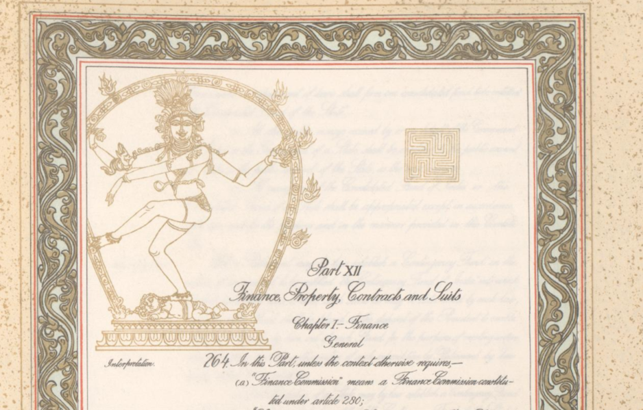 14, I am skipping a few images. Here is Nataraja. On finance, property etc. Quite a dance. https://t.co/dEDmMIBXY9