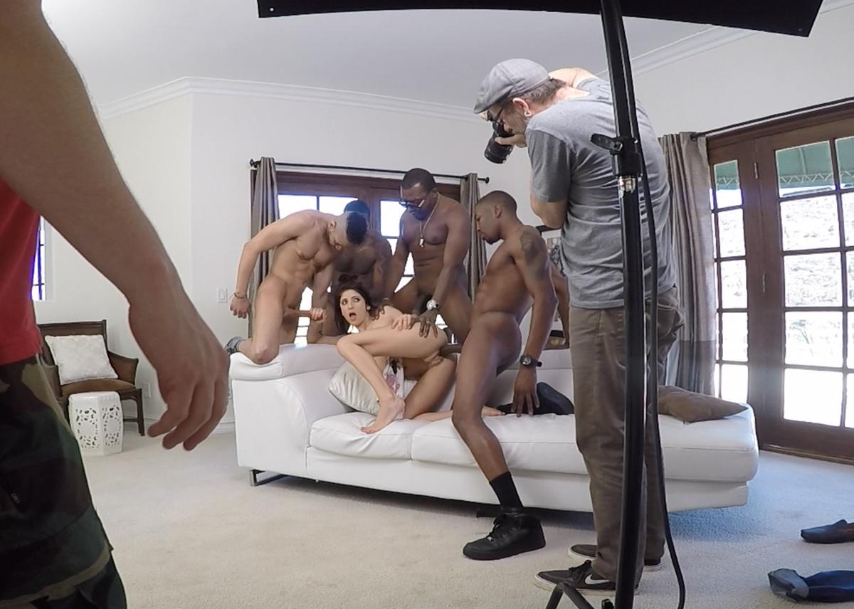 Behind scenes of porn images