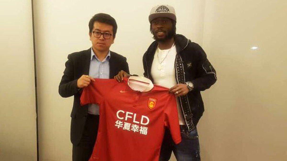 Hebei China Fortune chiêu mộ Gervinho với 15 triệu Euro