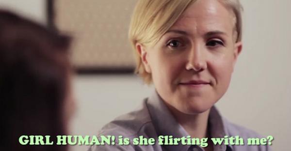 Buzzfeed dating som en femme lesbisk