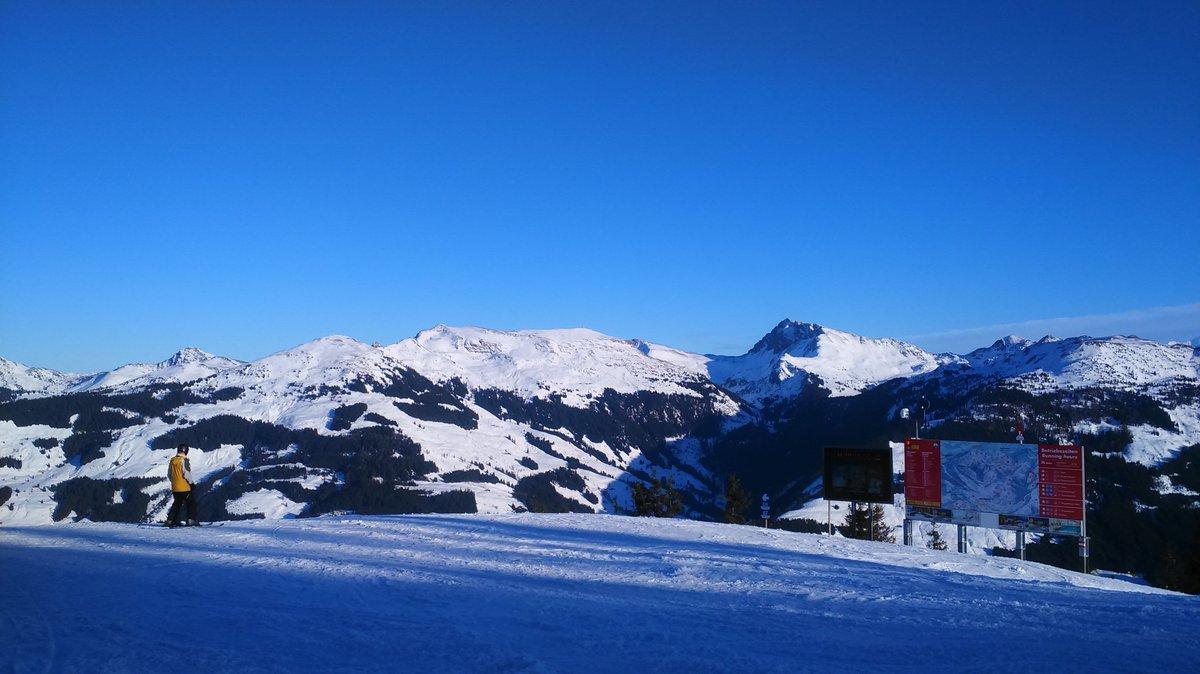 My trading platform at market open. Kutzbuhel, Tirol https://t.co/Cz4LPZgPcX