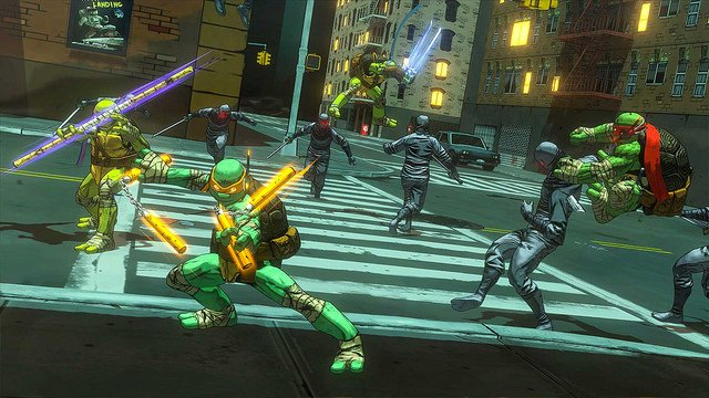 Mutant Ninja Turtles: Mutants in Manhattan announced | PlayStation