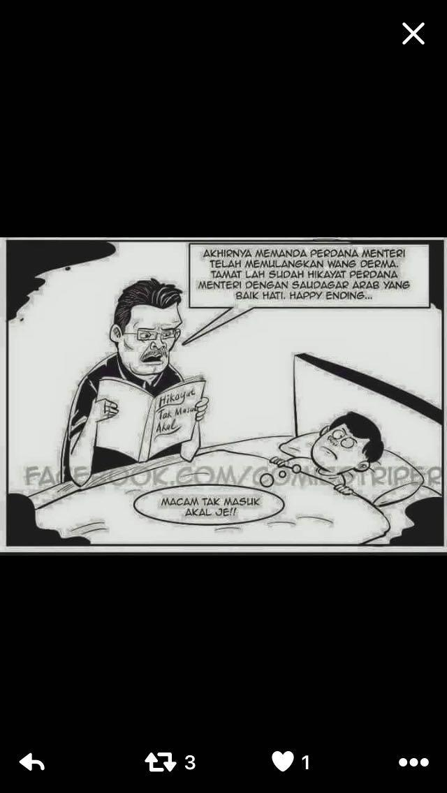 A new Malaysian horror story, suspend all logic and rationality... https://t.co/x0nh3HePup