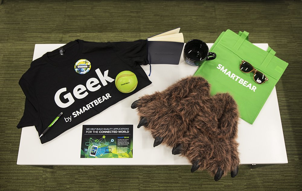 It's official, we've reached 15K followers! To celebrate, we're giving away SmartBear swag - RT for a chance to win! https://t.co/UFq0TTSvND