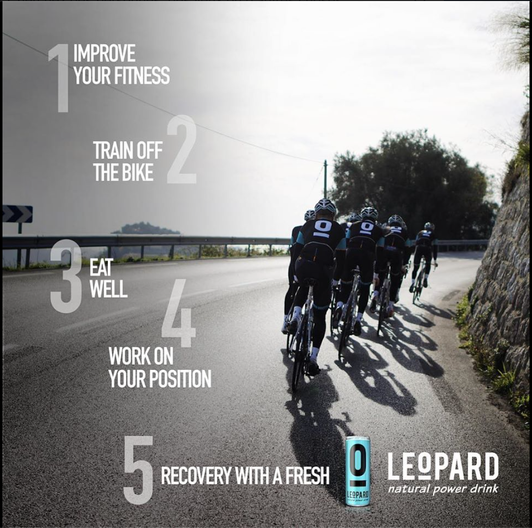 #TipsTuesday 5 ways to get faster on your bike! #NaturePower #PowerAnytime @Leopard_Cycling @Leopard_Moto https://t.co/nSDGPHGckT