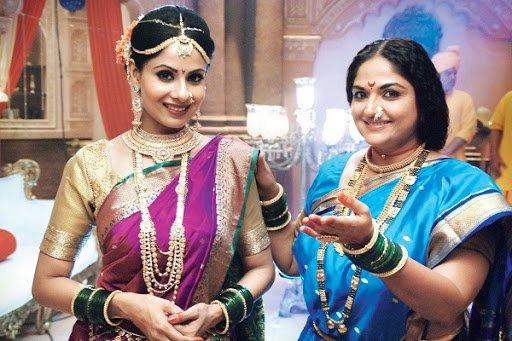 Tusli and Kumudini in Krishnadasi on Colors - image/photo