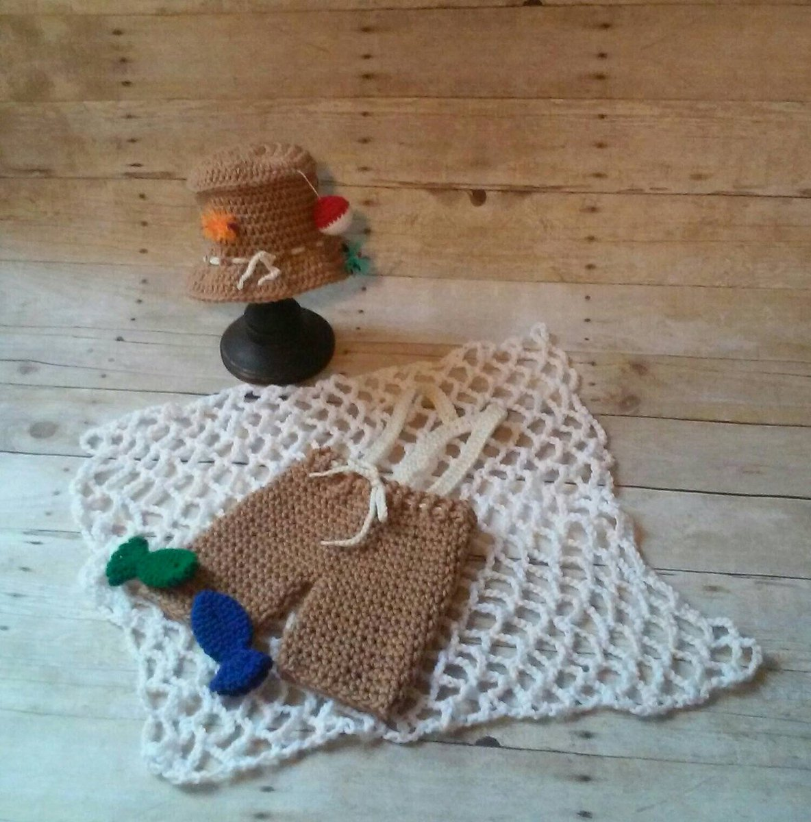 Adorable Adornments On Twitter Baby Fisherman Costume Fishing