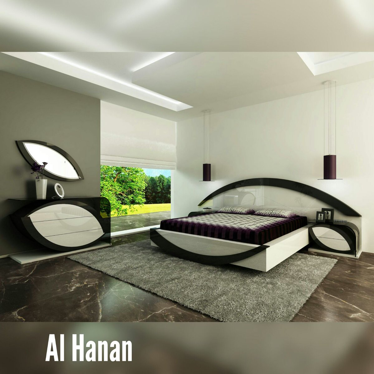 Feroz sons on twitter exquisite ultra modern bedroom - Ultra contemporary bedroom furniture ...