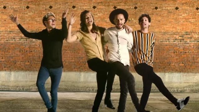 SO MANY FEELS watching @OneDirection's #1DHistoryVideo right now ❤ Check it out here >>> https://t.co/5DBk1l7yUZ https://t.co/5mnuvp9roN