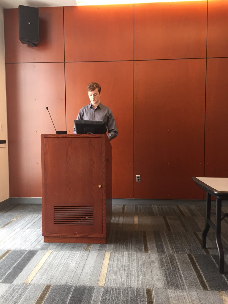 Daniel Salerno of @Fordham_FCRH  on the trial of Warren Hastings, Governor of India (1773-1785). @FordhamHistory https://t.co/2OdMpjEdry
