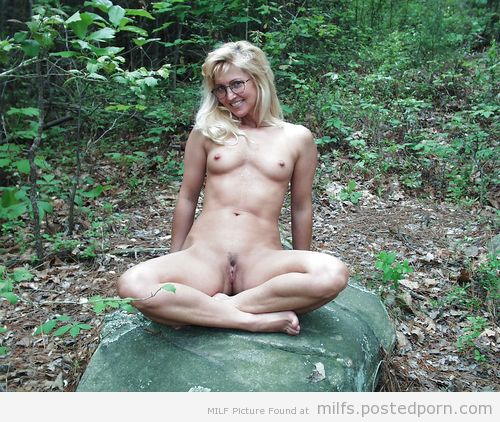 Milf In Woods 51