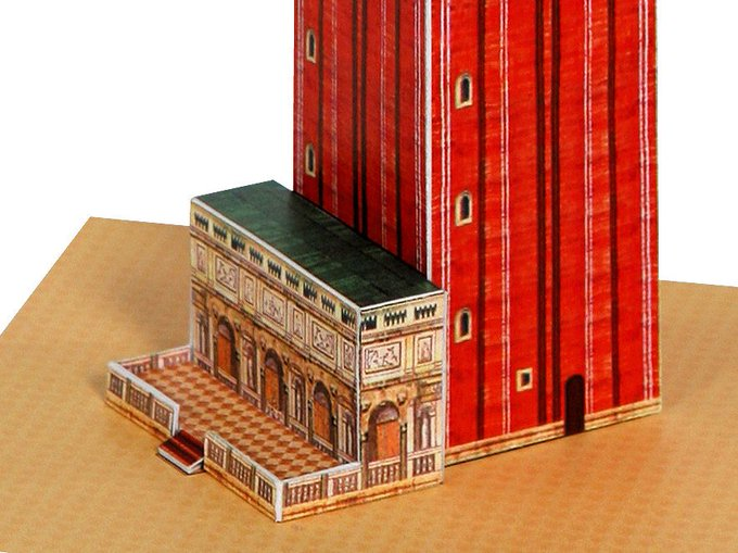 papercraft crafts sanmarco venice