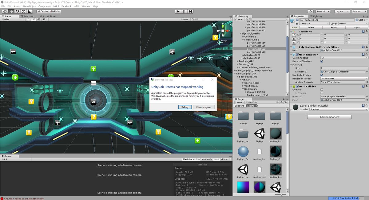 Unity Collider Not Working