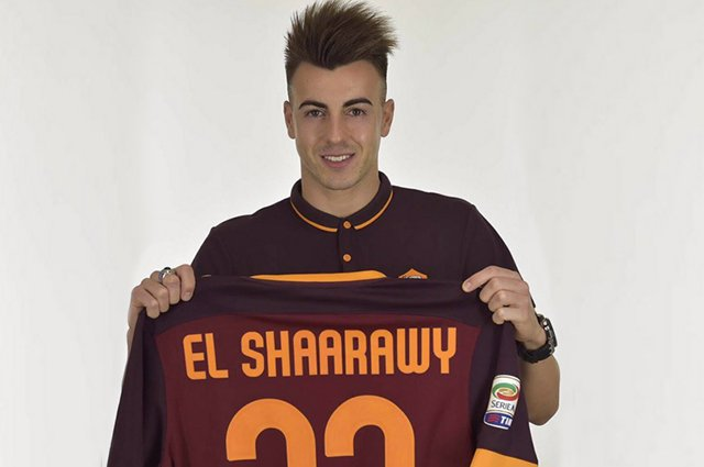 Camiseta ROMA STEPHAN EL SHAARAWY