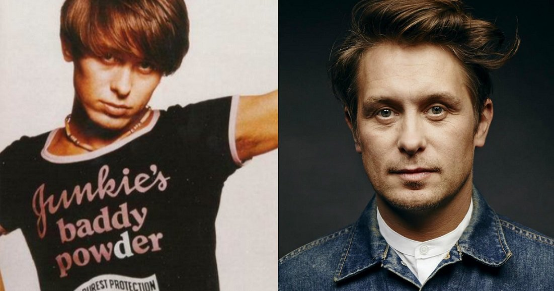 Happy Birthday to @takethat's @OfficialMarkO... look at how he's changed! Joel & Lorna x https://t.co/bq80OHF9WN