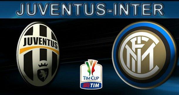 Coppa Italia: JUVENTUS-INTER Streaming, come vedere Diretta Calcio Rojadirecta Oggi