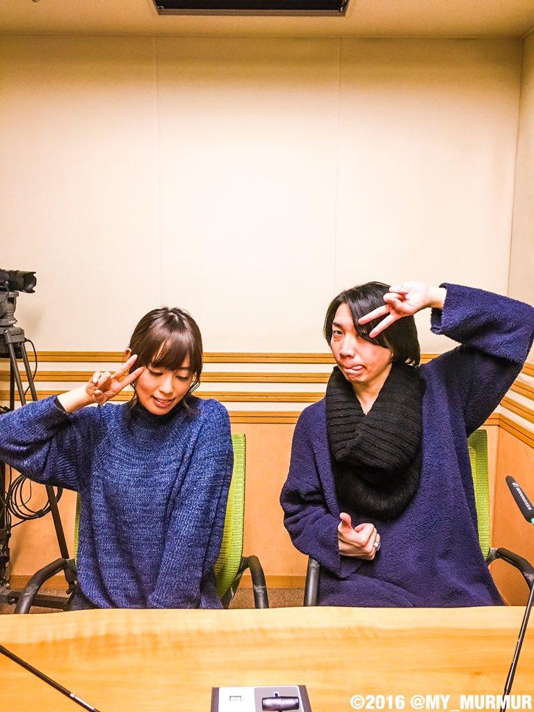日笠陽子さんをゲストにお招きしてお送りした今月の『諏訪部順一の生放送!』ご聴取ありがとうございました!来月のゲストは豊永利行さんです。お楽しみに! pic.twitter.com/yUPcmpP2ET