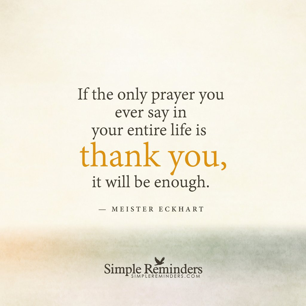 """SimpleReminders.com On Twitter: """"If The Only Prayer You"""