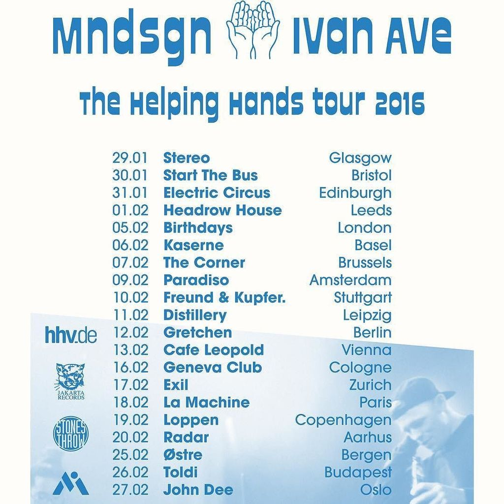 RT @Mutual_I: @mndface & our own @ivanavenue is hitting the road from this friday. Peep the cities you can catch them, and get yo… https://…