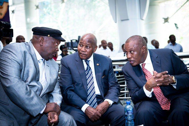 Dr Be Lekganyane: The Johannesburg Stock Exchange Honoured The Soccer