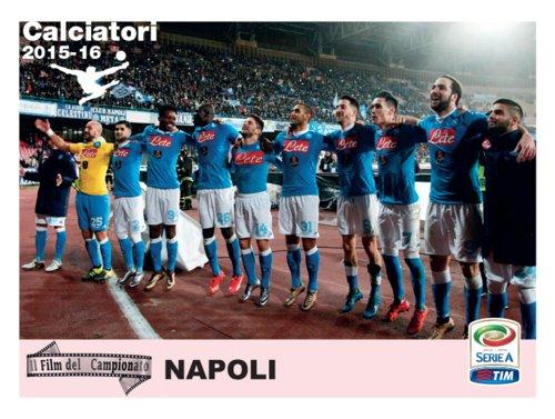 Panini: figurine speciali per Napoli e Cagliari Campioni d'Inverno