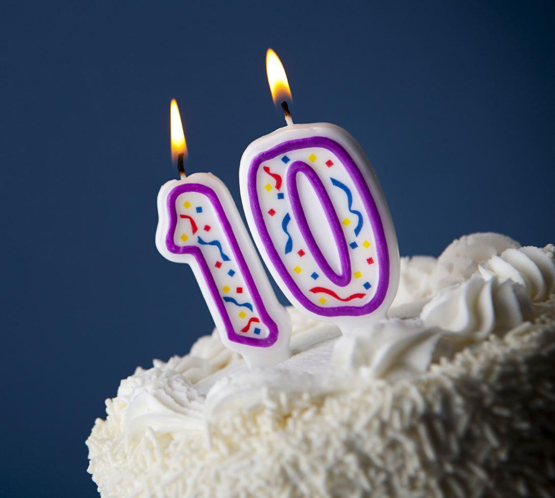 Телефон открытки, картинки с днем рождения на торте мальчику 10 лет