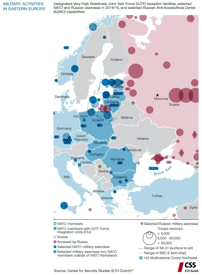 Map Of Eastern Europe 2014.Munich Security Conference On Twitter Key Nato Russian