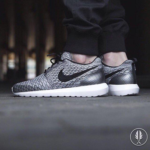 Nike Roshe Flyknit Se Wolf Grey