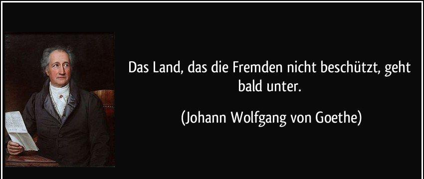 Goethe on Twitter