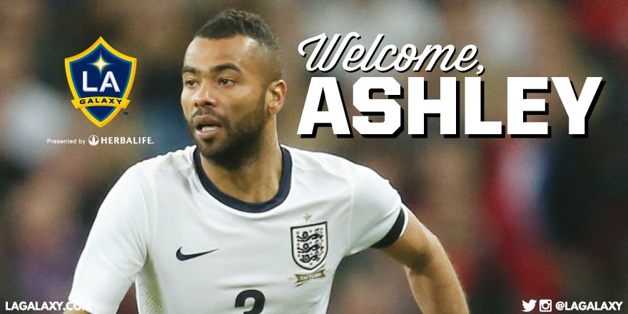 BREAKING: The #LAGalaxy have signed English defender Ashley Cole https://t.co/OKKe2ObYvp https://t.co/1BPgDdkqo0