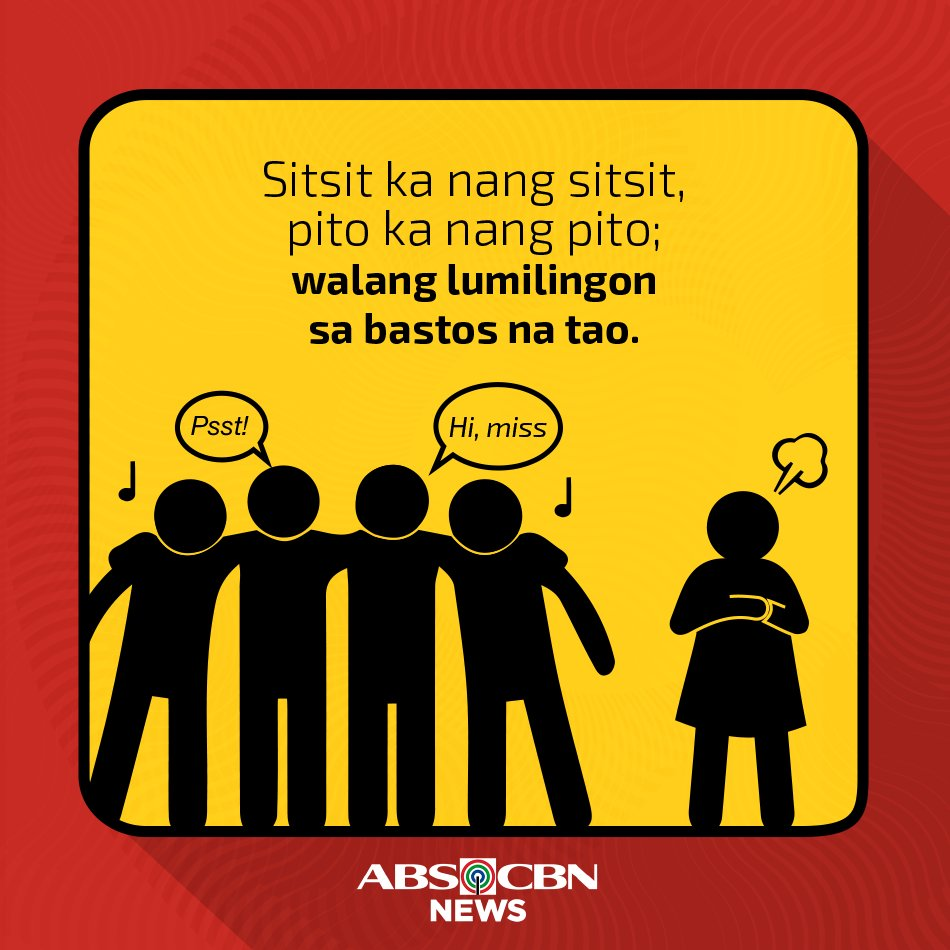 "Abs Cbn Latest News Update: ABS-CBN News On Twitter: ""Paalala Lang, Kapamilya"