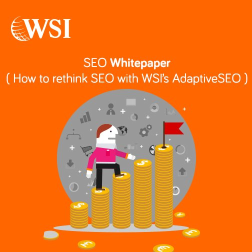 Get your Free Whitepaper about #SEO (How to rethink SEO with WSI's #AdaptiveSEO)  #WSIstream  http:// ow.ly/Xshoe  &nbsp;  <br>http://pic.twitter.com/CcJ69KTkgY