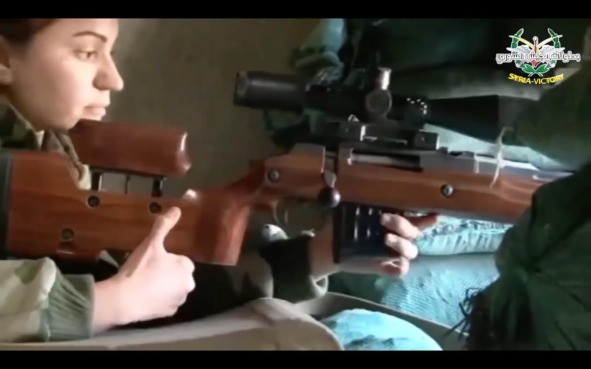 الجيش السوري يتحصل علي القناصة MTs-116M CZv_6qcWcAAJKgz