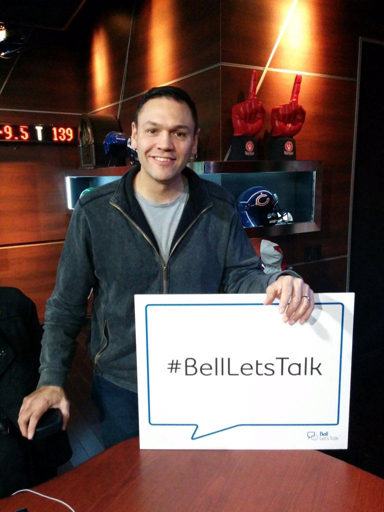 #BellLetsTalk https://t.co/v7WrPaXHwz