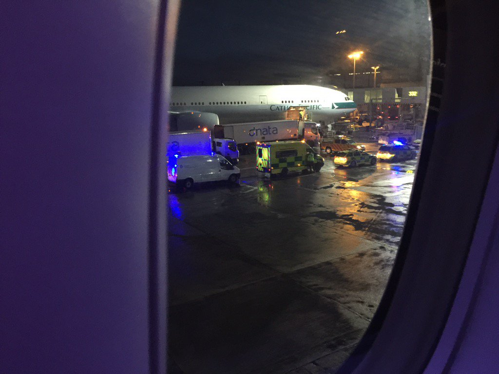 Mystery illness on board American Airlines plane forces flight back to London