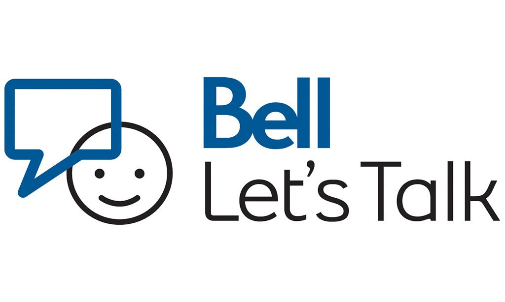 Today is #BellLetsTalk Day! For every tweet using #BellLetsTalk, @Bell will donate 5¢ to mental health initiatives! https://t.co/fojHinnMbU
