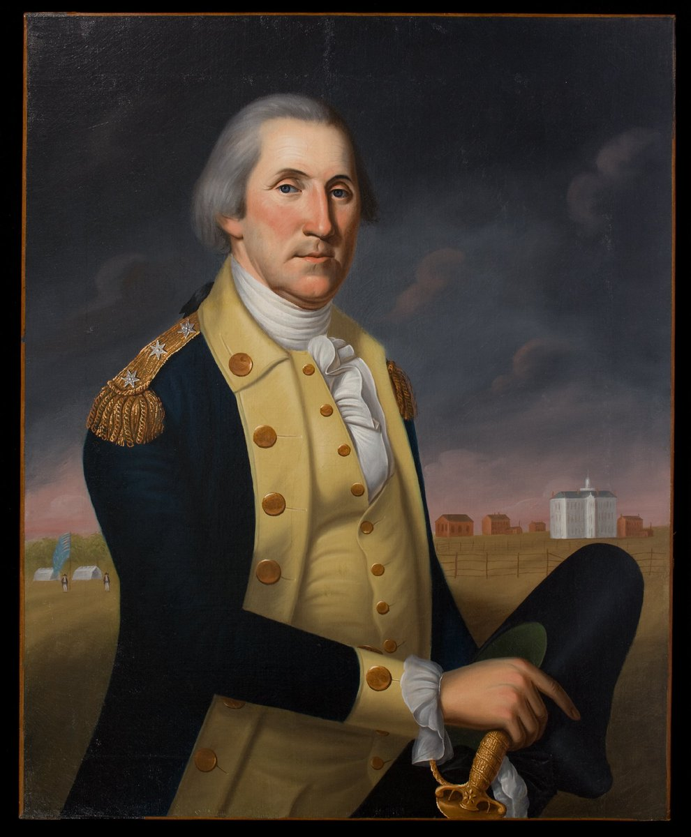 """#WednesdayWisdom: """"…the love of my country will be the ruling influence of my conduct."""" RT to show you ❤ Washington! https://t.co/6d47sjgy1C"""