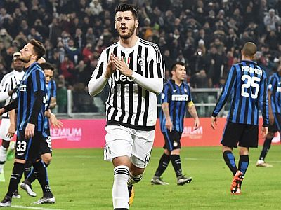 JUVE-INTER 3-0 VIDEO: Morata-Dybala, così la Juventus ha liquidato l'Inter in Coppa Italia