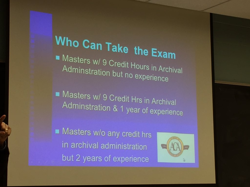 Who can take the exam? #WOWSAA https://t.co/QLe3qP6Xip
