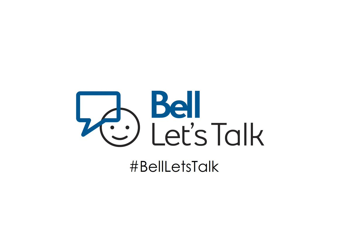 Help start the conversation that matters. Let's help create greater awareness, acceptance and action! #BellLetsTalk https://t.co/unZgWa0ffL