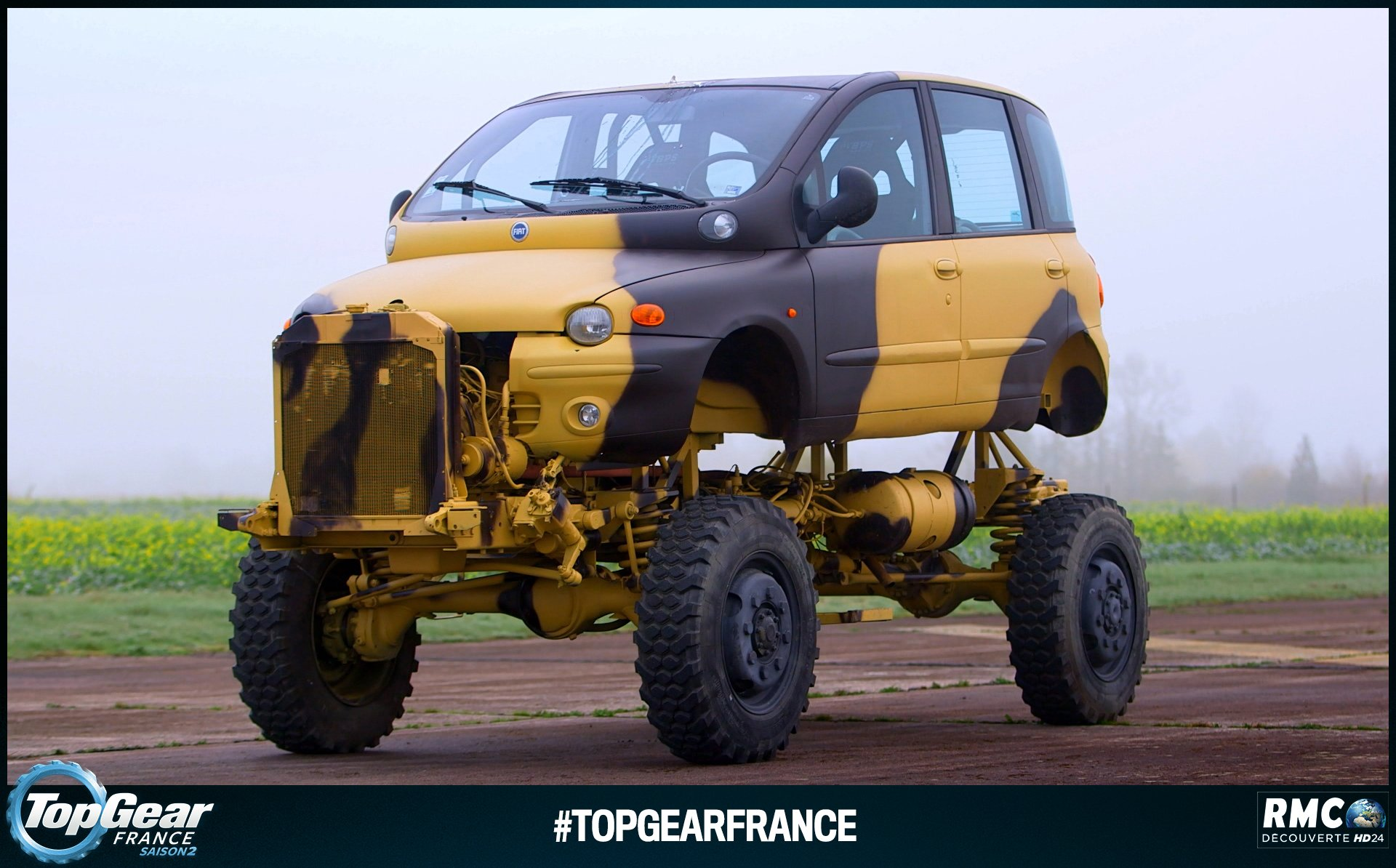 top gear france on twitter fiatfr multipla xxl by le tone vous aimez topgearfrance https. Black Bedroom Furniture Sets. Home Design Ideas