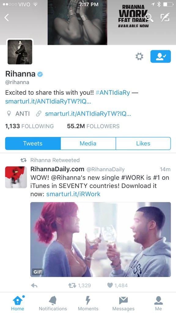 Rihanna >> Charts/Ventas Era 'ANTI'  - Página 3 CZwZz7rW0AA9GsZ