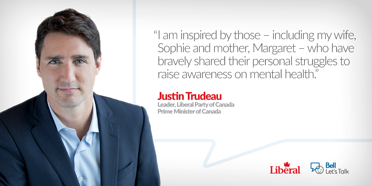 Together, we can continue to inspire others to speak out and support one another #BellLetsTalk https://t.co/j7nx6nDE3J