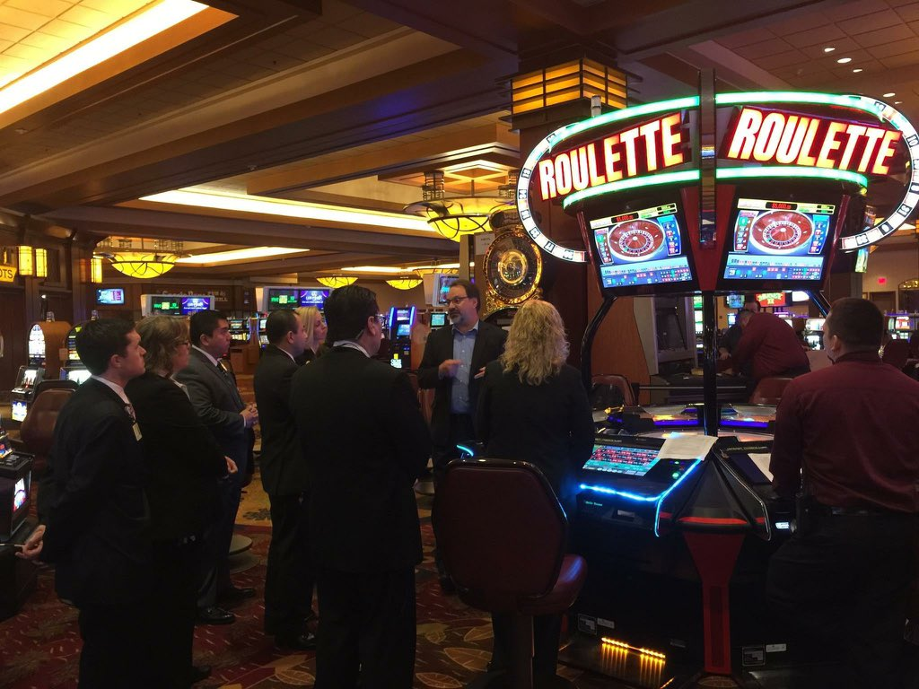 What vegas casinos have aruze virtual roulette treatment modalities for patients with gambling disorder